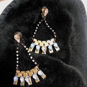 Boho/vintage style earrings